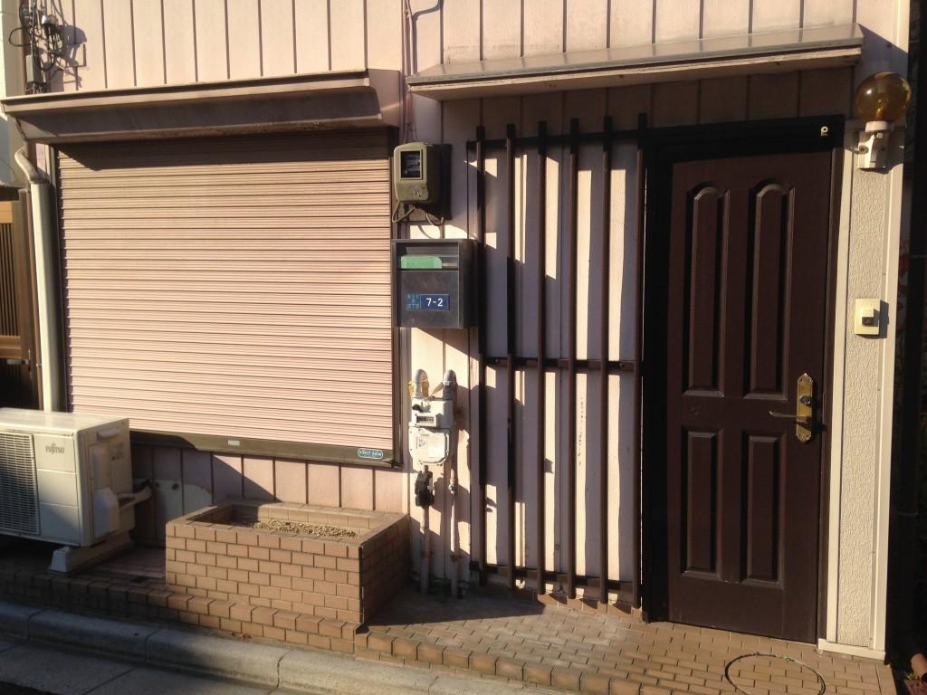 写真2玄関