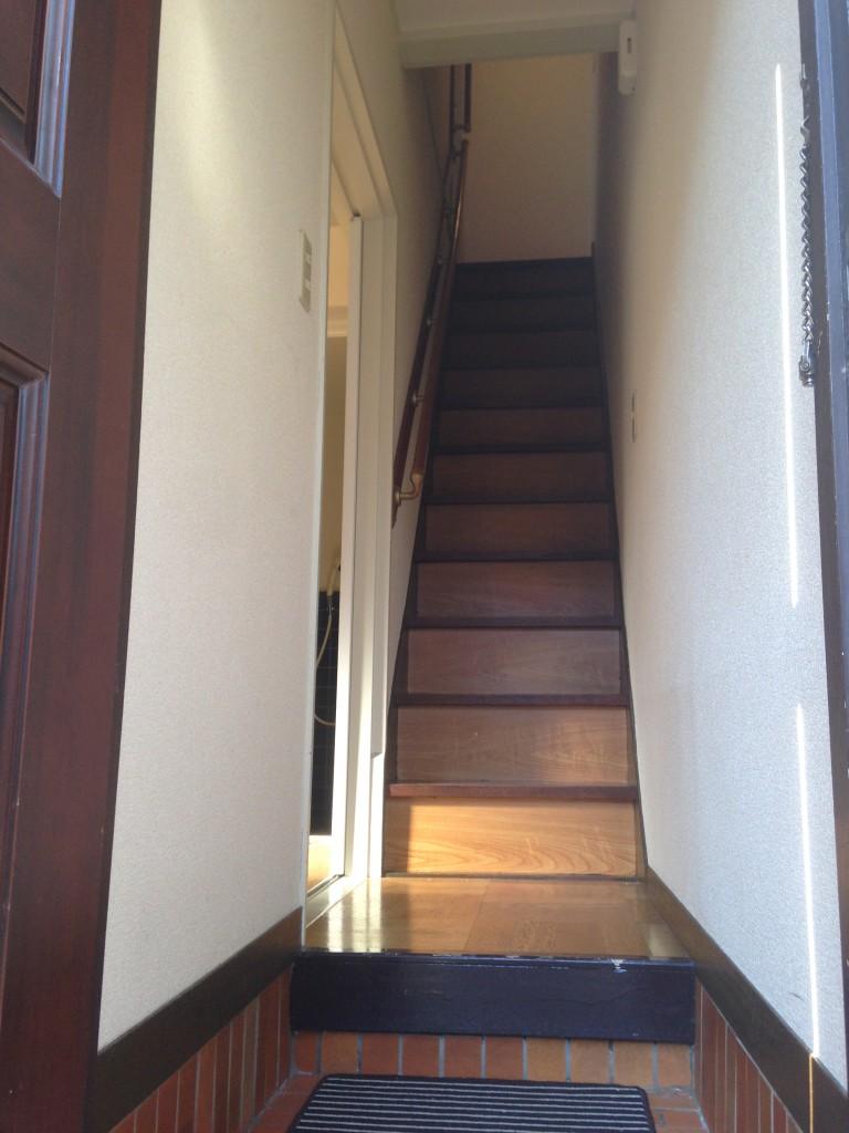 写真3玄関
